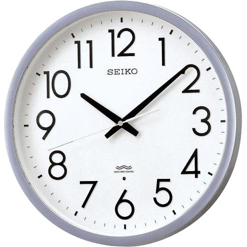 SEIKO セイコー 壁掛け時計 電波時計 オフィスタイプ SWEEP スイープ KS265S セイコー時計/電波掛け時計/電波掛時計/壁掛時計/かけ時計/壁掛け電波時計/電波壁掛け時計