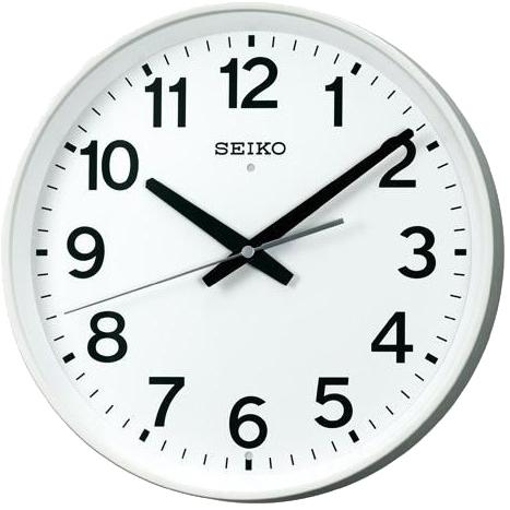 品多く SEIKO セイコー SEIKO 壁掛け時計 セイコー 電波時計 オフィスタイプ SWEEP スイープ KX317W セイコー時計 オフィスタイプ/電波掛け時計/電波掛時計/壁掛時計/かけ時計/壁掛け電波時計/電波壁掛け時計, 有名な高級ブランド:e2d2af47 --- clftranspo.dominiotemporario.com