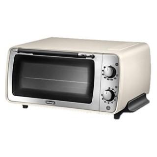 EOI407J-W オーブン&トースター DeLonghi デロンギ ディスティンタコレクション EOI407JW ピュアホワイト【KK9N0D18P】