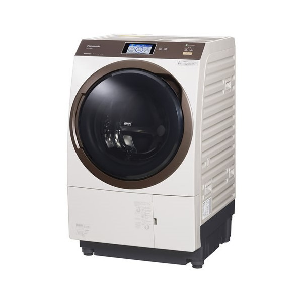 【日時指定不可】【離島配送不可】NA-VX9800L-N ななめドラム洗濯乾燥機 Panasonic パナソニック 左開き 洗濯・脱水容量11kg 乾燥容量6kg NAVX9800LN ノーブルシャンパン