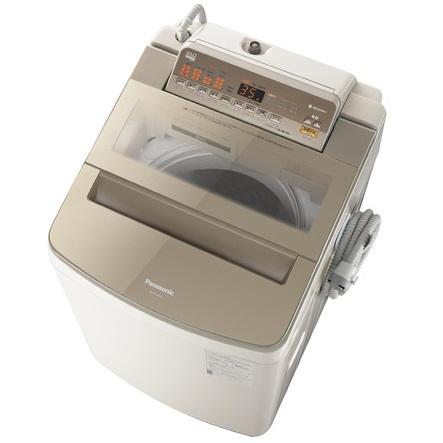 【日時指定不可】【離島配送不可】NA-FA100H6-T 全自動洗濯機 Panasonic パナソニック 洗濯・脱水容量10kg NAFA100H6T ブラウン