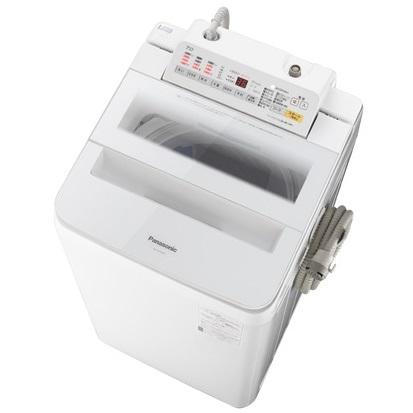 【時間指定不可】【離島配送不可】NA-FA70H6-W 全自動洗濯機 Panasonic パナソニック 洗濯・脱水容量7kg NAFA70H6W ホワイト
