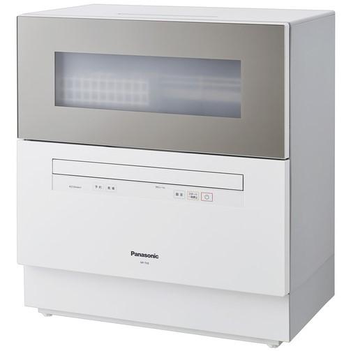 【時間指定不可】【離島配送不可】NP-TH2-N 食器洗い乾燥機 Panasonic パナソニック NPTH2N シャンパンゴールド