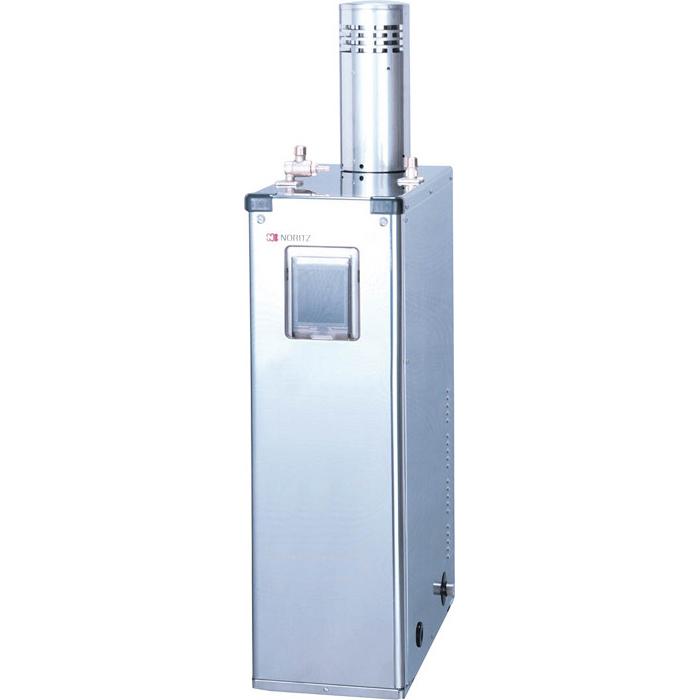 【メーカー直送】 代引不可 日時指定不可 離島不可 OX-408YSV セミ貯湯式石油給湯機 ノーリツ 4万キロ 屋外据置形 ステンレス外装 減圧弁内蔵 OX408YSV 0595201