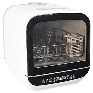 【北海道・沖縄・離島配送不可】SDW-J5L-W 食器洗い乾燥機 エスケイジャパン Jaime(ジェイム) タンク式 SDWJ5LW ホワイト【KK9N0D18P】