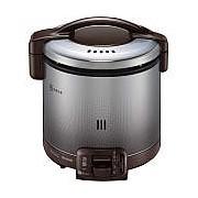 お取り寄せ RR-050FS-DB-12A13A ガス炊飯器 都市ガス用 Rinnai リンナイ こがまる 1~5合 炊飯専用 RR050FSDB12A13A ダークブラウン