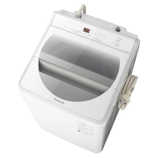 【時間指定不可】【離島配送不可】NA-FA100H7-W 全自動洗濯機 Panasonic パナソニック 洗濯・脱水容量10kg NAFA100H7W ホワイト