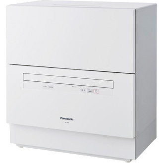 【時間指定不可】【離島配送不可】NP-TA3-W 食器洗い乾燥機 Panasonic パナソニック NPTA3W ホワイト