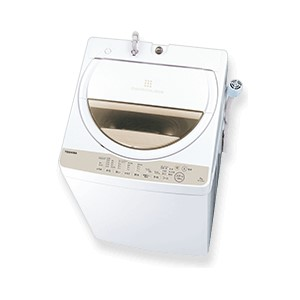【時間指定不可】【離島配送不可】AW-7G8-W 全自動洗濯機 TOSHIBA 東芝 洗濯・脱水7.0kg AW7G8W グランホワイト