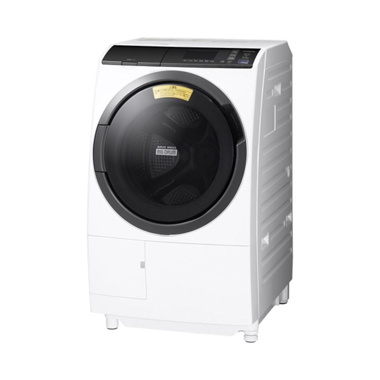 【日時指定不可】【離島配送不可】BD-SG100EL-W ドラム式洗濯乾燥機 HITACHI 日立 ビッグドラム 左開き BDSG100ELW ホワイト