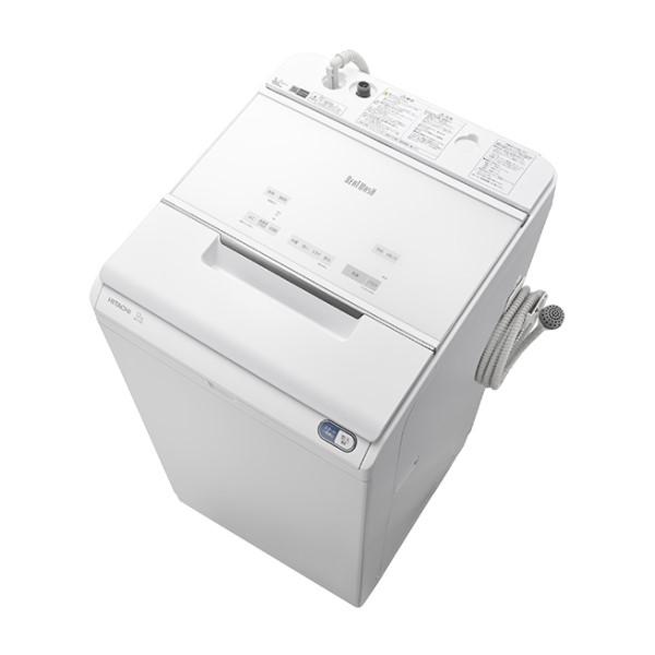 【日時指定不可】【離島配送不可】BW-X120E-W 全自動洗濯機 HITACHI 日立 ビートウォッシュ 洗濯・脱水容量12kg BWX120EW ホワイト