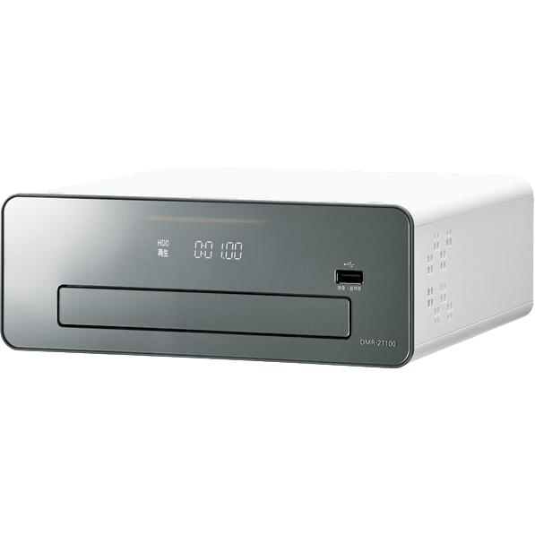 【北海道・沖縄・離島配送不可】DMR-2T100 ブルーレイレコーダー Panasonic パナソニック おうちクラウドDIGA(ディーガ) 1TB HDD搭載 DMR2T100