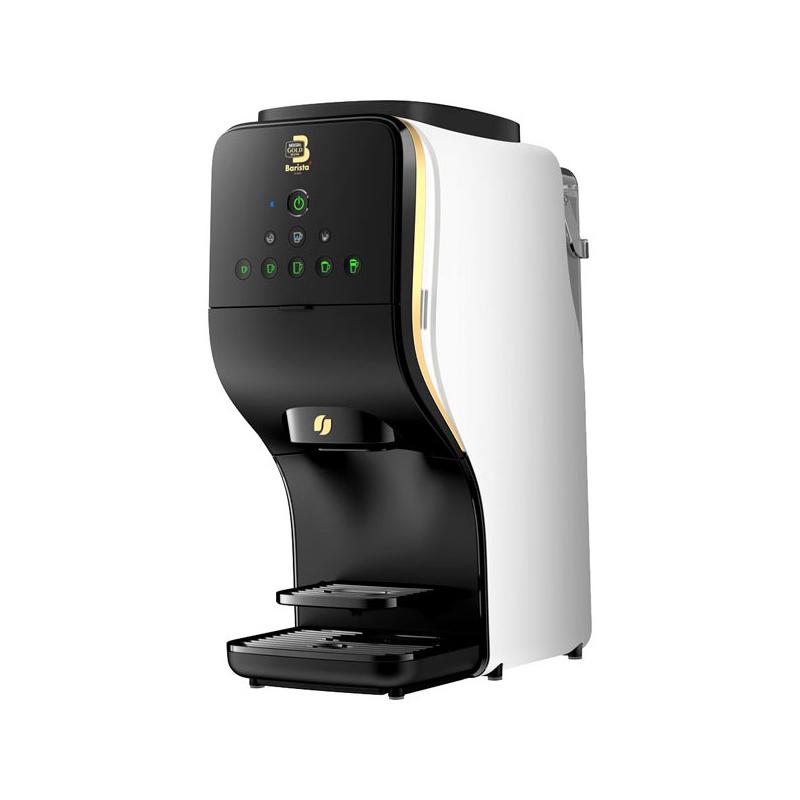 【北海道・沖縄・離島配送不可】HPM9637-PW コーヒーメーカー Nestle ネスレ ゴールドブレンド バリスタ Duo(デュオ) HPM9637PW プレミアムホワイト