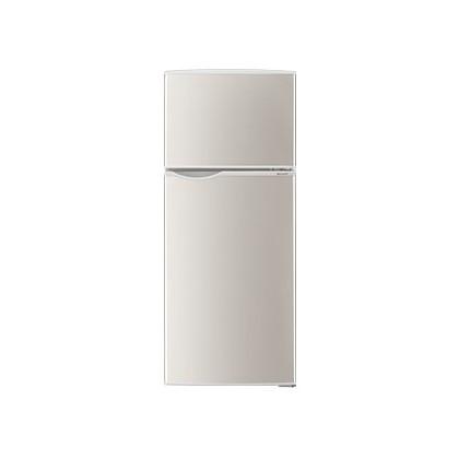 【時間指定不可】【離島配送不可】SJ-H13E-S 冷蔵庫 SHARP シャープ 128L・2ドア SJH13ES シルバー系 【KK9N0D18P】