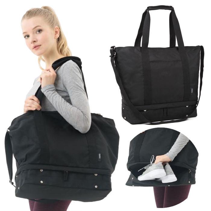 通勤とジム通いに使える!大容量バッグのおすすめを教えて