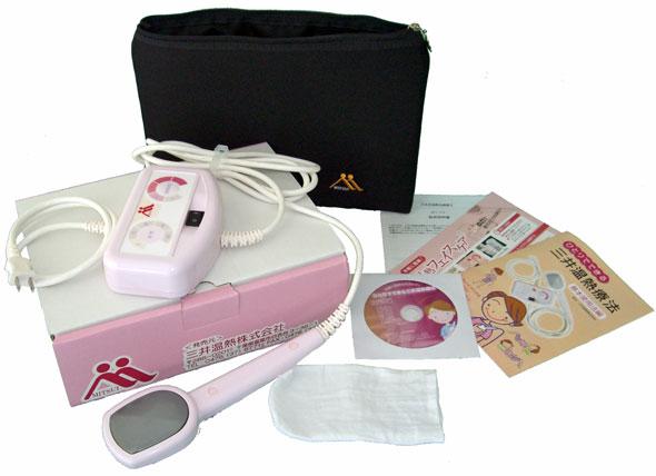 遠赤外線を注熱できる三井式温熱治療器3(MI-03型)管理医療機器