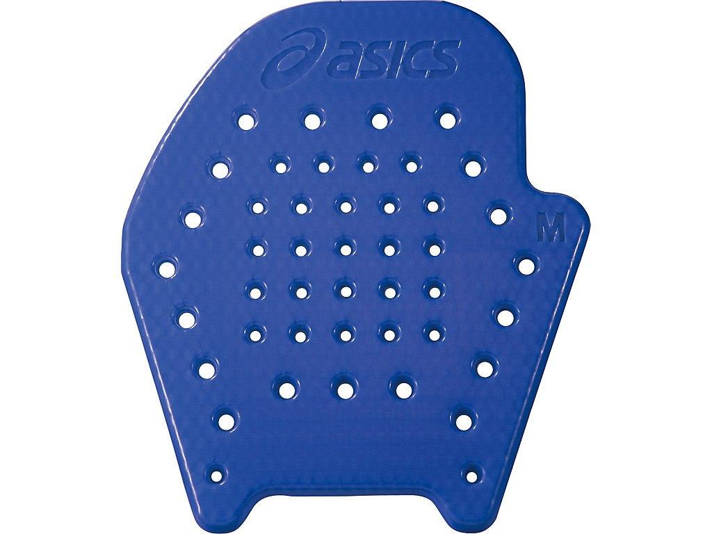asics アシックス アクセサリー 水泳 公式 水かき AC-003 SAキョウエイ SWIMMING トレーニングパドル 42 190217 ブルー OTHER 即出荷