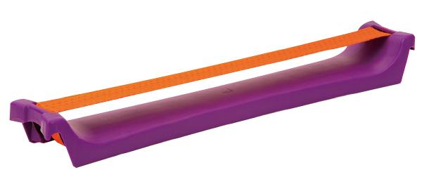 【送料無料】【エバニュー EVERNEW】 オレンジスラックロープ  EGN005 オレンジスラックロープ