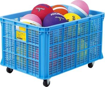 【送料無料】【2020年モデル】【molten モルテン】 BKPIN オールスポーツ 設備・備品 ボール整理カゴ屋内用 [200411] 父の日