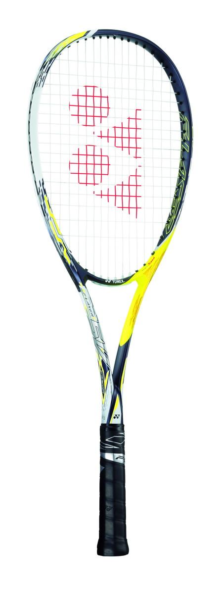 【送料無料】【YONEX ヨネックス】  FLR5V ソフトテニス ラケット エフレーザー5V/F-LASER V レーザーイエロー FLR5V711[190807]