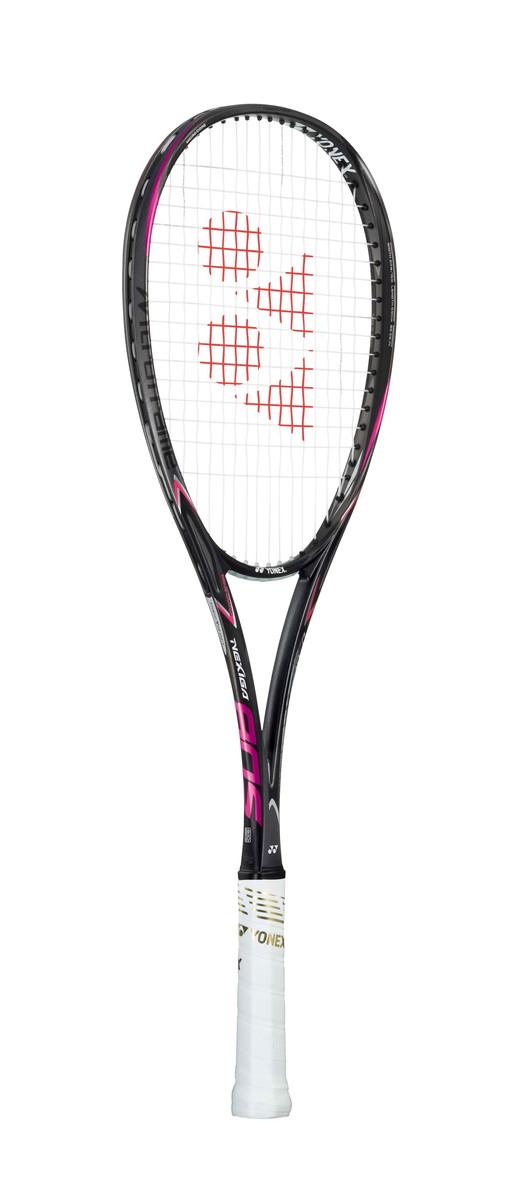 【送料無料】【YONEX ヨネックス】  NXG80S ソフトテニス ラケット ネクシーガ80S/NEXIGA 80S マットブラック NXG80S798[190807]