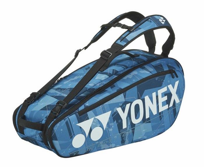 送料無料 2021年秋冬モデル YONEX 特別セール品 祝開店大放出セール開催中 ヨネックス スポーツバッグ テニス 210805 BAG2002R バドミントン ウォーターブルー ラケットバッグ6 603