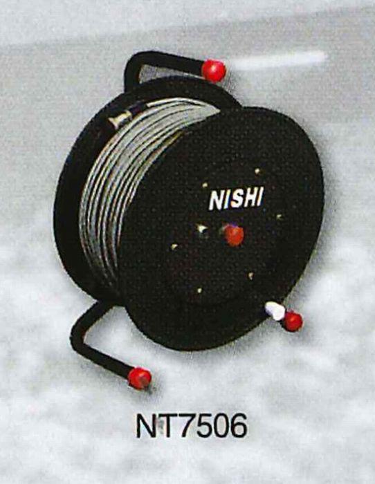 【送料無料】【NISHI ニシスポーツ】陸上 シグナルケーブル(100m) (電子音シグナル オプション) NT7506 [200404]