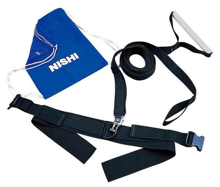 【送料無料】【NISHI ニシスポーツ】【トレーニング】陸上 負荷走トレーニングベルト ブレイクアウェイハーネス T7412A