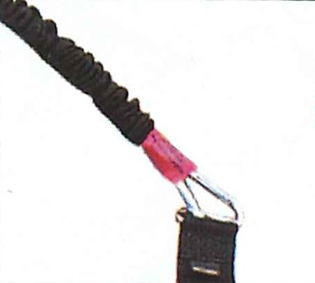 【送料無料】【NISHI ニシスポーツ】【陸上競技用品】 トレーニングチューブ用スペアチューブ(6m/ミディアム) スペアゴムチューブDM 6m ミディアム T7421E
