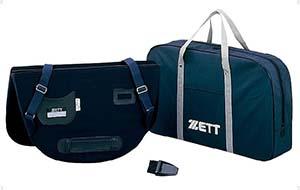 【送料無料】【ZETT(ゼット)】【防具】野球 審判用プロテクター 硬式・軟式・ソフトボール兼用アンパイヤプロテクター(z-bl2007b) 父の日