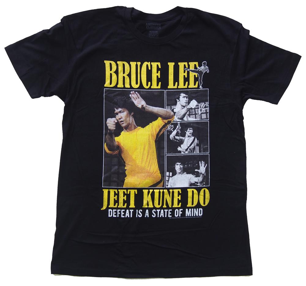 李小龍 ブルース リー BRUCE LEE BOX Tシャツ 供え オフィシャルTシャツ 往復送料無料