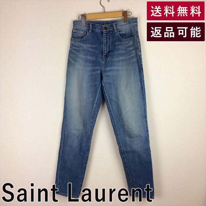【中古】サン・ローランSaint Laurentデニムサイズ262018未使用 D0330M004-D0413