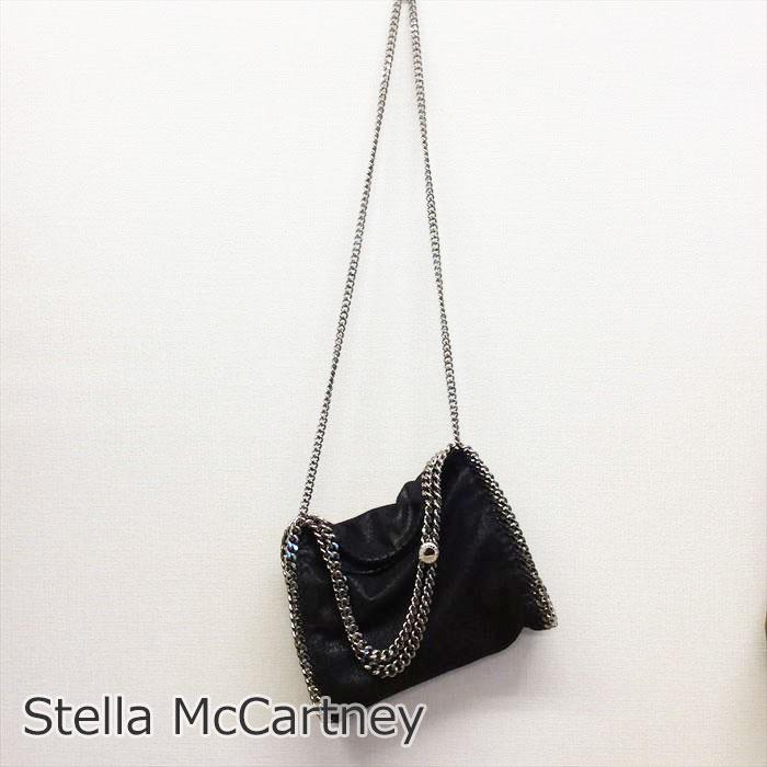Stella McCartney ステラマッカートニー バッグ オールシーズン 黒【中古】【ランクB】【サイズ-】【B0910I006】ブランド古着DB【店頭受取対応商品】