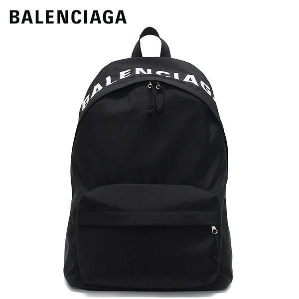 【2020SS】バレンシアガ WHEEL BACKPACK ナイロン バックパック・リュック【ブラック】507460 HPG1X 1070/BALENCIAGA/m-bag