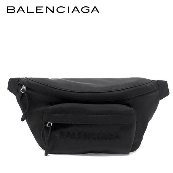 【2019SS】バレンシアガ WHEEL BELT PACK ボディバッグ【ブラック】552770 9F91X 1070/BALENCIAGA/l-bag