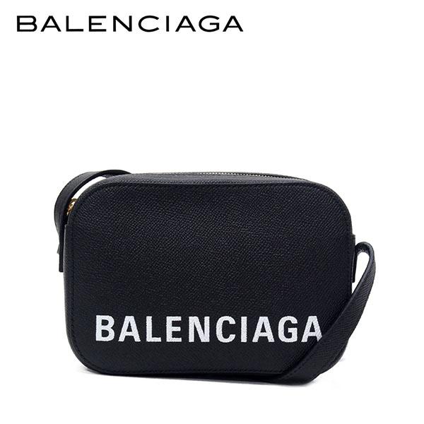 【2019SS】バレンシアガ VILLE CAMERA BAG XS ショルダーバッグ【ブラック】558171 0OTDM 1000/BALENCIAGA/l-bag