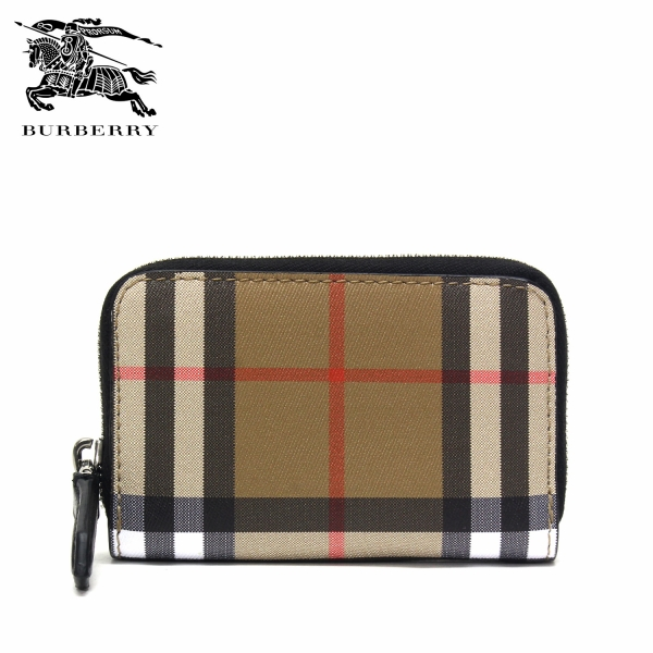 【2019SS】バーバリー TOBY 小銭入れ【BLACK】4074527 BLACK/BURBERRY/m-wallet