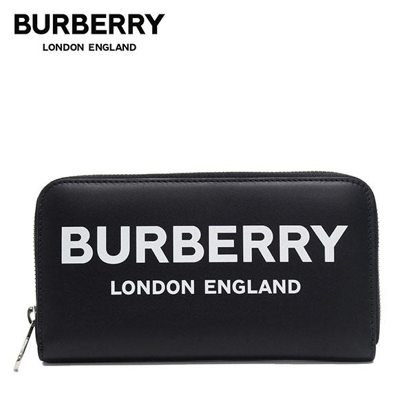 【2019-20AW】バーバリー LG ZIP ラウンドファスナー長財布【BLACK】8009211 BLACK/BURBERRY/m-wallet