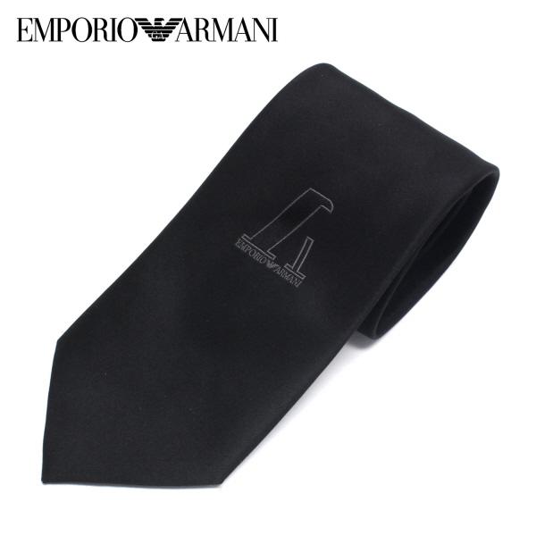 【2020SS】エンポリオアルマーニ ネクタイ necktie【BLACK】340075 8P601 00020/EMPORIO ARMANI/necktie