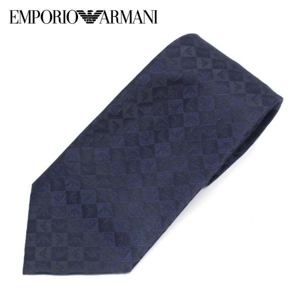 【2020SS】エンポリオアルマーニ ネクタイ necktie【CHINA BLUE】340075 8P612 03833/EMPORIO ARMANI/necktie