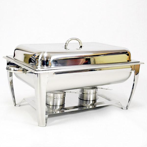 チェーフィングディッシュ 角型 保温 湯煎 フードウォーマー チェーフィング