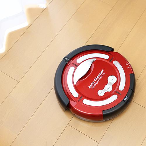 ロボット掃除機 クリーナー 掃除機 ロボットクリーナー 自動充電 センサー感知 リモコン付 お掃除ロボット おそうじロボット モード付 フローリング カーペット 床 真空洗浄機能 段差感知