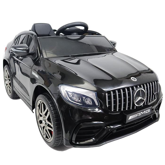 電動乗用カー メルセデスベンツ AMG GLC 63S 乗用玩具 正規ライセンス プロポ付き プレゼント
