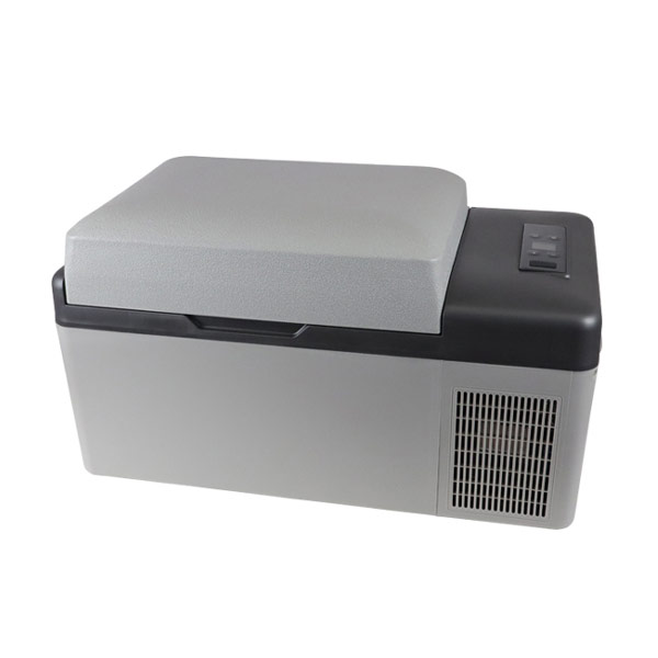 冷凍庫 ポータブル 冷蔵 20L バッテリー内臓 3電源 タイヤ付き 保冷庫 コンセント シガー 電源 AC/DC 12V 24V AC100V -20℃