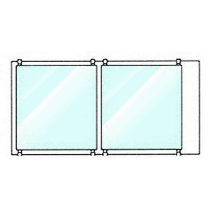 ADA立方体花园NEW90-P 10mm/NEW90-H专用的玻璃盖子E型