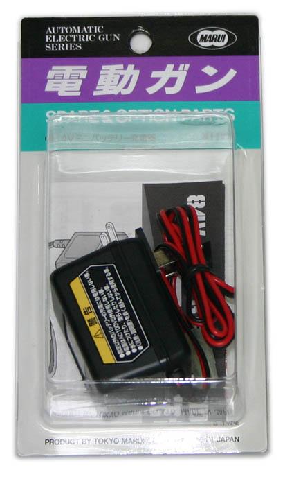 供8.4V600mAh小型电池使用的(小型、SD、AK)充电器