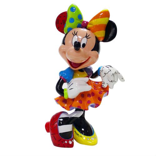 ミッキーマウス フィギュア ミニーー 90周年版 BRITTO<ディズニーコレクション ブリット>