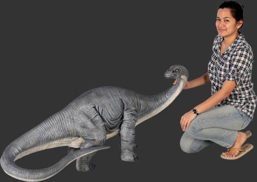 高さ61cm!ベイビー・アパトサウルス BABY Apatosaurus フィギュア(恐竜フィギュア)