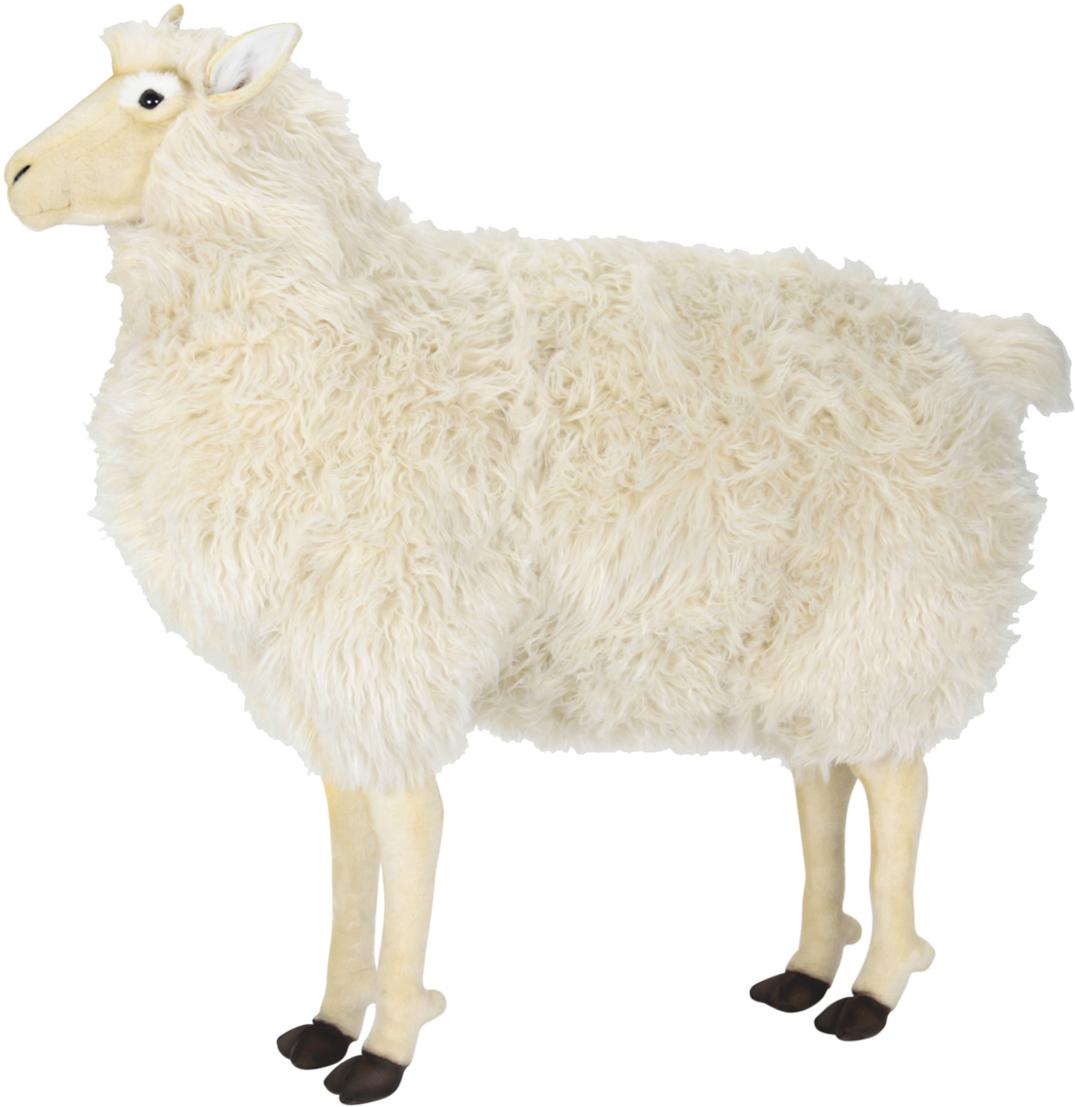 アニマルビッグフィギュアHANSAぬいぐるみ【ヒツジ(羊)高さ:90cm 】(等身大フィギュア)