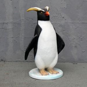 アニマルビッグフィギュアシリーズ【イワトビ ペンギン】(等身大フィギュア)